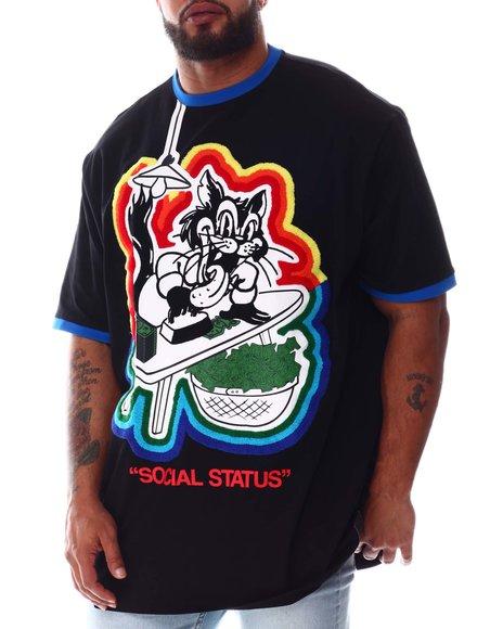 Frost Originals - Social Status T-Shirt (B&T)