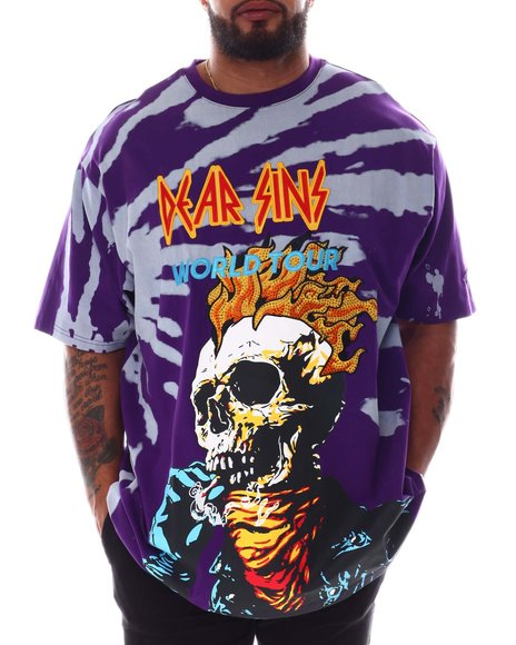 Frost Originals - Dear Sins World Tour Skull T-Shirt (B&T)