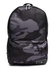 Space Junk - Grey Camo Backpack (Unisex)-2604097