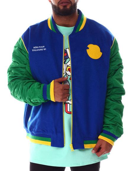 Frost Originals - Wool Varsity Jacket (B&T)