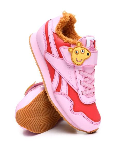 Reebok - Peppa Pig Classic Jogger 3.0 Sneakers (10.5-3)