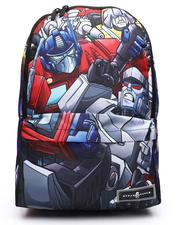 Space Junk - Transformer Crammed Backpack (Unisex)-2604086
