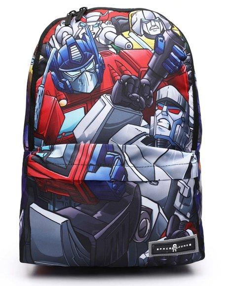 Space Junk - Transformer Crammed Backpack (Unisex)