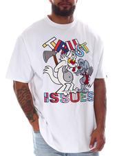 Makobi - Trust Issues T-Shirt (B&T)-2604200