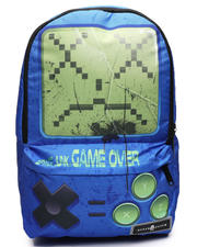 Space Junk - Game Over Boy Backpack (Unisex)-2604219