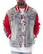 Makobi - Trust Issues Denim Jacket (B&T)-2604524
