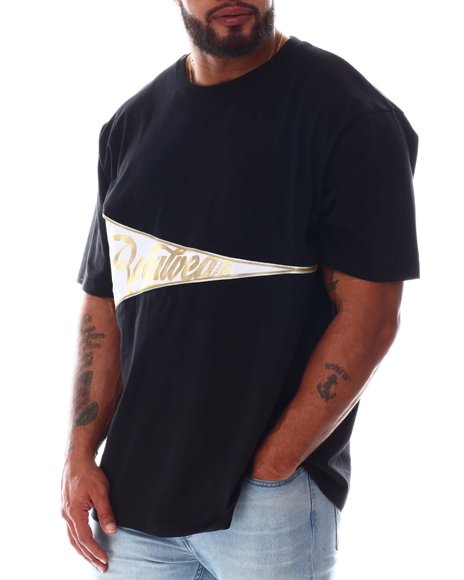 Rocawear - Side Note Crew T-Shirt (B&T)