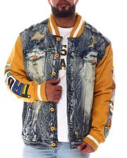 Outerwear - Trust Issues Denim Jacket (B&T)-2604529