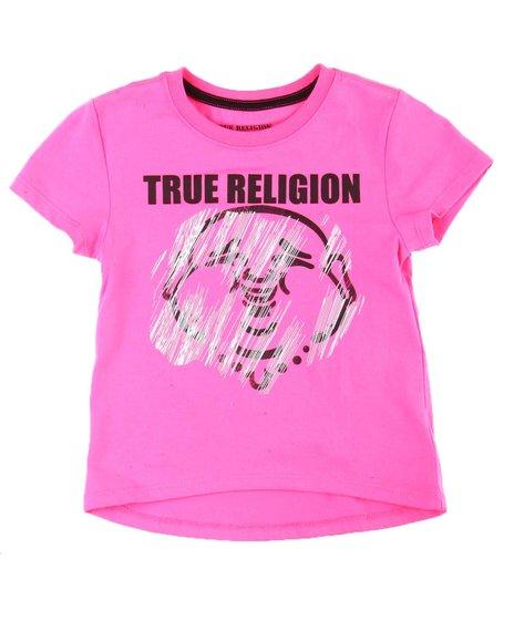 True Religion - Buddha Tee (4-6X)