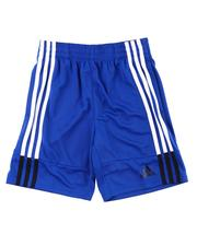 Sizes 8-20 - Big Kids - Clashing 3-Stripes Shorts (8-20)-2599043