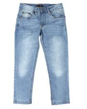 Sizes 8-20 - Big Kids - Skinny Fit Stretch Jeans (8-20)-2599825