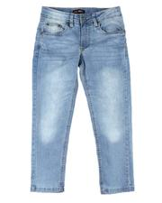 Sizes 8-20 - Big Kids - Skinny Fit Stretch Jeans (8-20)-2599836
