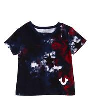 Girls - Star Tie Dye Print Tee (2T-4T)-2599871