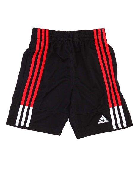 Adidas - Clashing 3-Stripes Shorts (8-20)