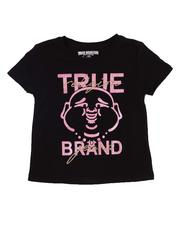 True Religion - Big Buddha Tee (2T-3T)-2599934
