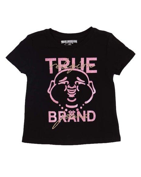 True Religion - Big Buddha Tee (2T-3T)