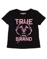 True Religion - Big Buddha Tee (4-6X)-2599937