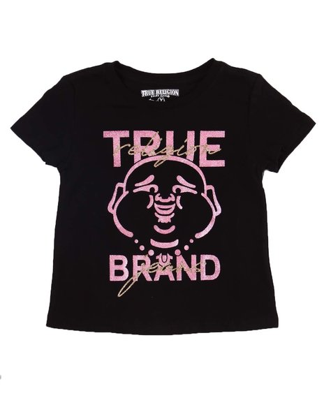 True Religion - Big Buddha Tee (4-6X)