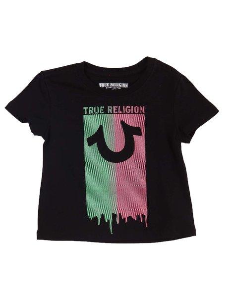 True Religion - Gradient Tee (2T-3T)