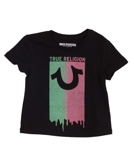 True Religion - Gradient Tee (4-6X)