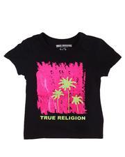 True Religion - Artsy Palm Tee (4-6X)-2599979