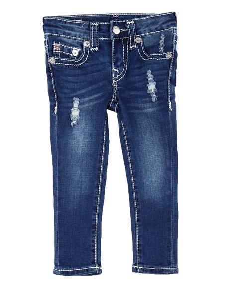 True Religion - Halle Big T Jeans (2T-3T)