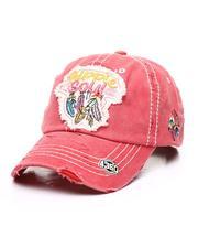 Fashion Lab - Hippie Soul Dad Hat-2605639