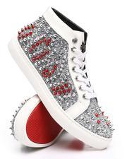 Sneakers - Spiked Sneakers-2606004