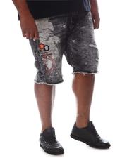 Shorts - Chief Denim Shorts (B&T)-2604376