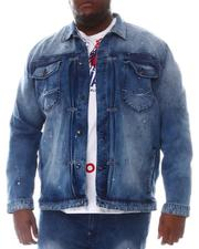 Outerwear - Flyest Denim Jacket (B&T)-2604461