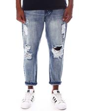 Jeans - Cropped Distressed Jean-2608245