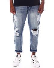 Regular - Cropped Distressed Jean-2608245