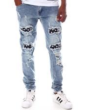 Jeans - Bandana Distressed Jean-2608374