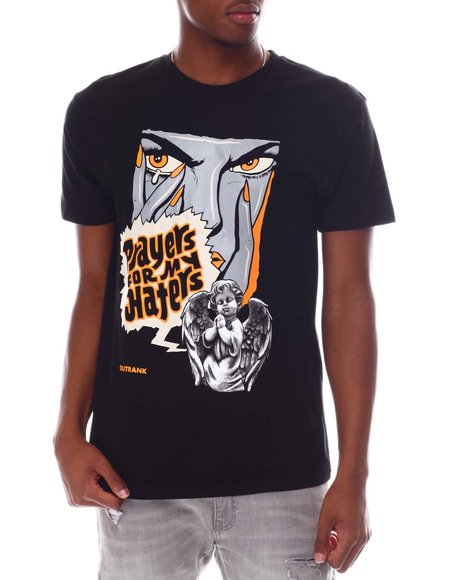 OUTRANK - Prayers For My Haters Tee