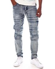 Jeans - Distressed Panel Jean-2607357