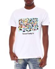 Diamond Supply Co - STUART DIAMOND TEE-2606952