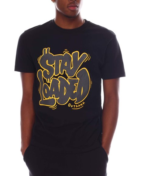 OUTRANK - Stay Loaded Tee