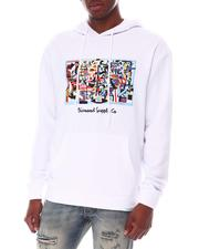Diamond Supply Co - DIAMOND x STUART DAVIS HOODIE-2606942