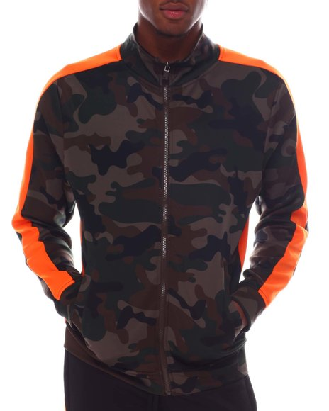 Buyers Picks - Camo Track Jacket