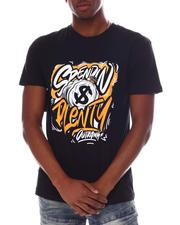 Shirts - Spending Plenty Tee-2606447