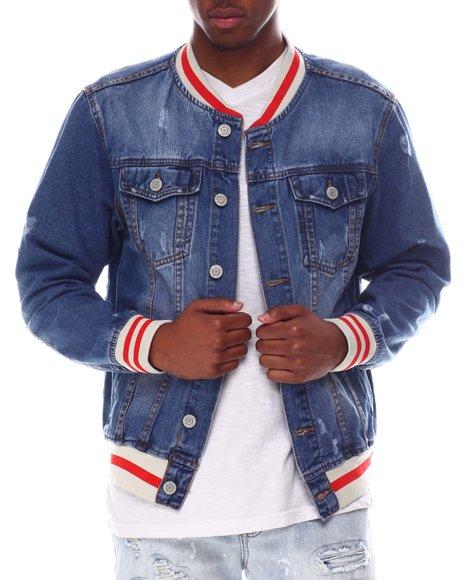 Buyers Picks - Baseball Denim Jacket