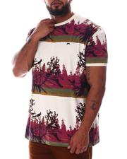Big & Tall - Stiller Nature T-Shirt (B&T)-2608666