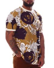 Big & Tall - Preston Abstract T-Shirt (B&T)-2608686