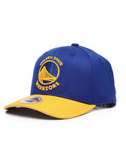 NBA, MLB, NFL Gear - Golden State Warriors Wool 2 Tone Redline Snapback Hat-2606831