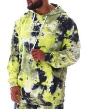 Hustle Gang - Tie Dye Hoodie (B&T)-2608401