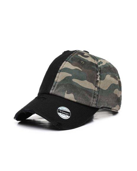 Buyers Picks - Block Vintage Distressed Baseball Cap