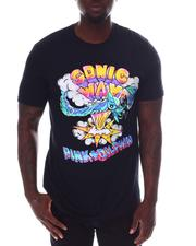 Pink Dolphin - SONIC WAVE TEE-2608395