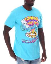 Pink Dolphin - SONIC WAVE TEE-2608410