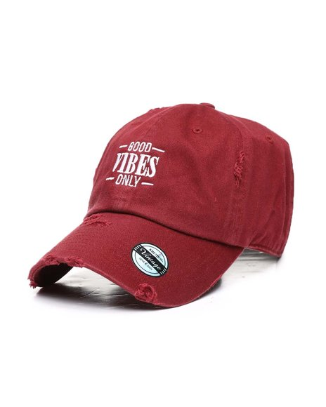 Buyers Picks - Good Vibes Only Vintage Dad Hat