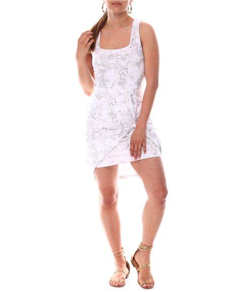 Bebe - Asymmetric Midi Dress